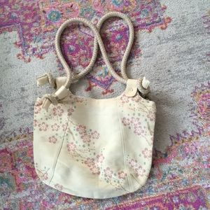 XL Cherry Blossom Hobo